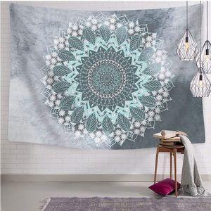 Mándala Tapestry
